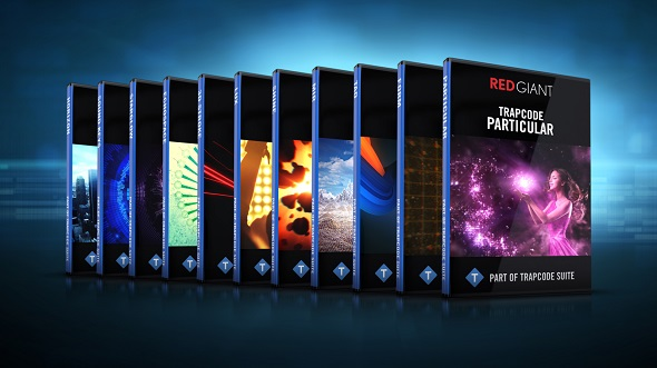 Red Giant Trapcode Particular version gratuite